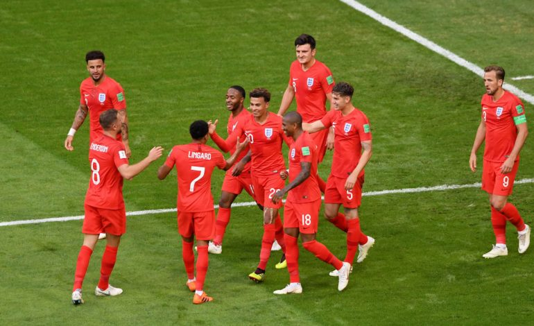 L'Angleterre vient à bout de solides Suédois 2-0