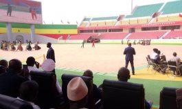 L'Arène nationale de lutte, construite par la Chine, va raviver ce sport traditionnel du Sénégal
