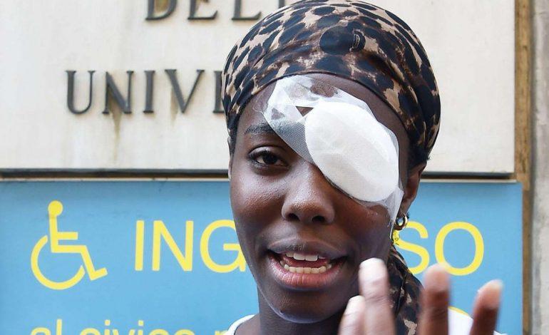 L'agression raciste de Daisy Osakue, une athlète noire d'origine nigérianne choque l'Italie
