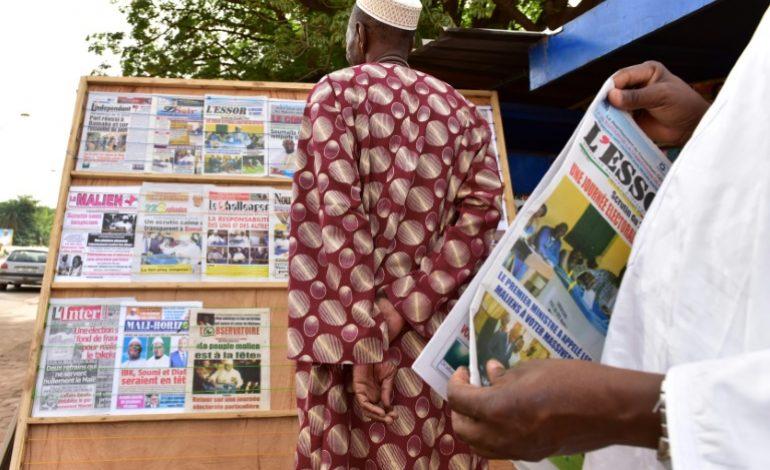 Ibrahima Boubacar Keïta et Soumaïla Cissé se disent en tête à la présidentielle au Mali