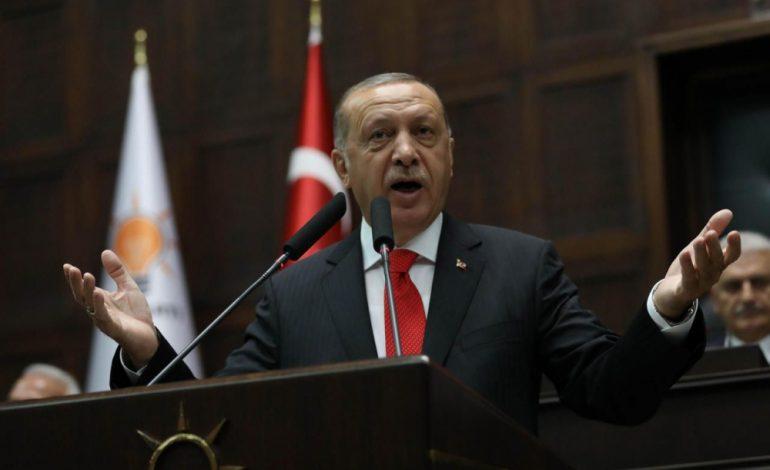 Recep Tayyip Erdogan limoge 18.632 personnes