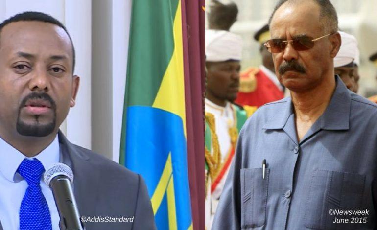 L'Erythrée et l'Ethiopie annoncent ne plus être en guerre