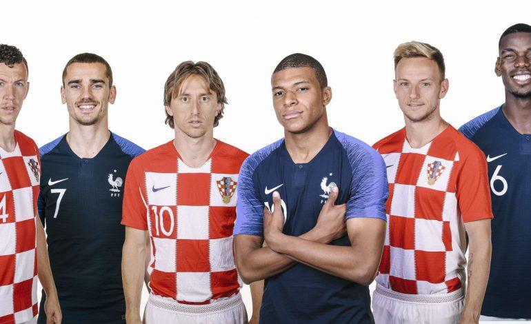 Finale Coupe du Monde: France-Croatie, en route pour la gloire