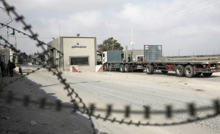Un terminal sera ouvert entre Israël et Gaza si la situation reste calme, déclare Avigdor Lieberman