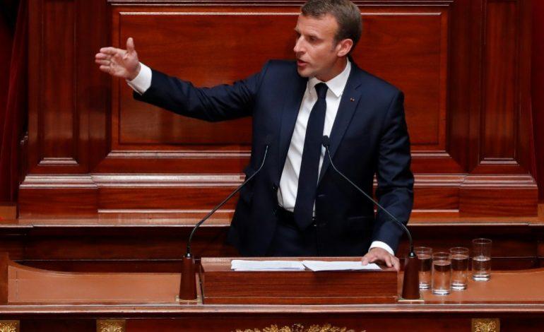 Emmanuel Macron promet des «choix forts et courageux» la baisse des dépenses publiques