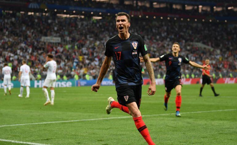 La Croatie élimine l'Angleterre au bout du suspens 2-1