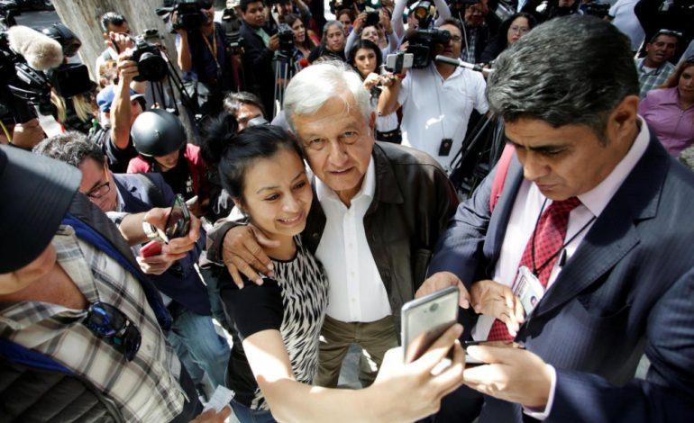 Andres Manuel Lopez Obrador, nouveau président mexicain ne veut pas de gardes du corps