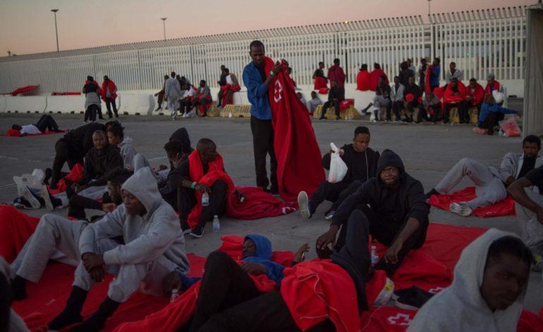 L'Union Européenne veut intensifier sa coopération avec l'Egypte et l'Afrique du Nord pour lutter contre les migrants clandestins