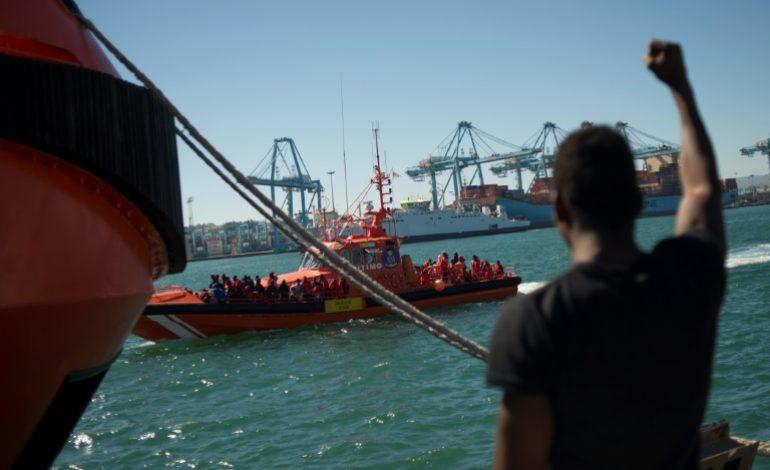 626 migrants Sub-Sahariens secourus en Méditerranée