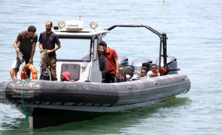 Une soixantaine de disparus dans un nouveau naufrage au large des côtes libyennes