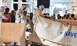Les 450 migrants ont tous débarqué en Sicile