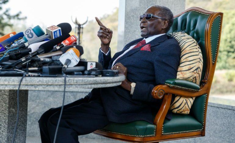 Elections zimbabwéennes, Robert Mugabe souhaite la défaite de son ancien parti