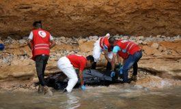 Le naufrage d'un chalutier au large de la Libye a fait plus 800 victimes