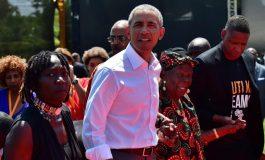 Barack Obama en Afrique du Sud pour célébrer le centenaire de la naissance de Mandela