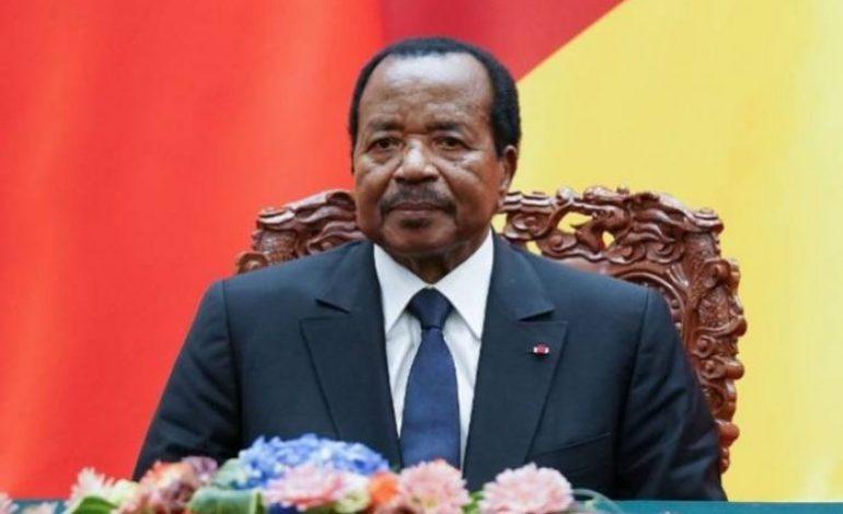 Paul Biya, 85 ans, dont 35 ans au pouvoir, annonce sa candidature à un 7e mandat à la tête du Cameroun