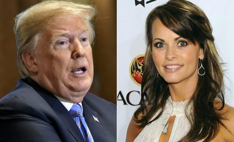 Donald Trump enregistré à son insu évoquant un paiement l'ancienne playmate Karen McDougal