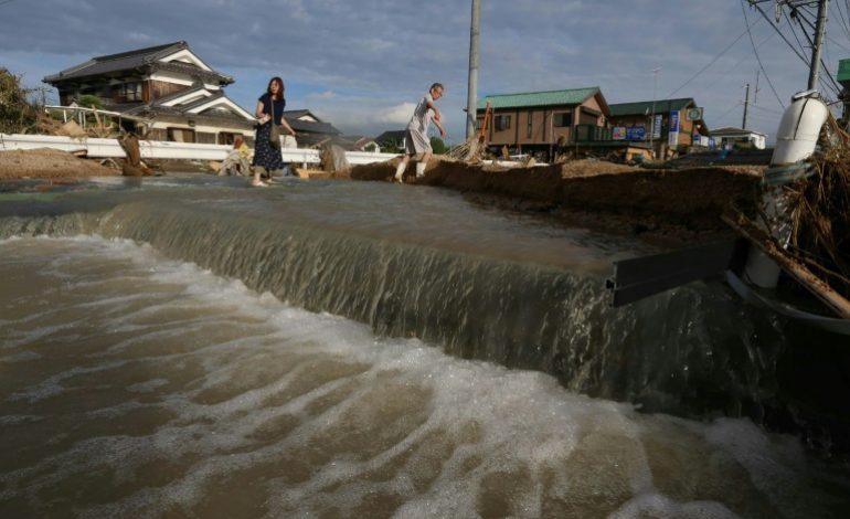 Pourquoi des pluies sont-elles aussi meurtrières au Japon?