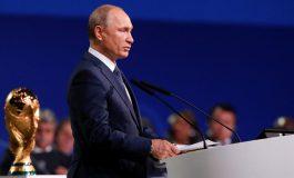 Vladimir Poutine, fier d'avoir réussi le mondial 2018 dispense de visa les détenteurs de Fan ID jusqu'à la fin 2018