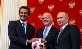 """La Russie visée par """"25 millions de cyber-attaques"""" pendant le Mondial, selon Vladimir Poutine"""