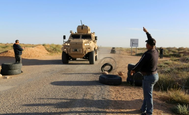 Six membres des forces de sécurité tués dans une attaque dans le nord ouest de la Tunisie