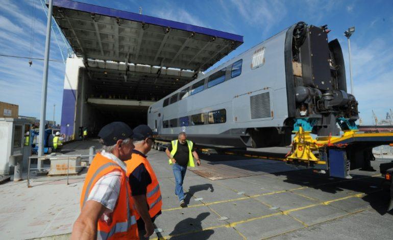 Le 1er TGV marocain entre en service fin 2018, le premier d'Afrique