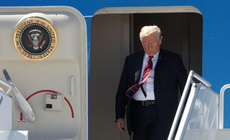 Les dirigeants de l'OTAN appréhendent leur face à face avec Donald Trump