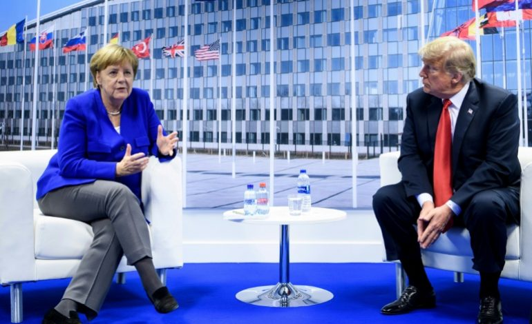 Donald Trump consterne ses alliés de l'OTAN avec ses exigences financières