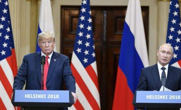 La «faiblesse» de Donald Vladimir Trump face à Poutine scandalise jusque dans les rangs républicains