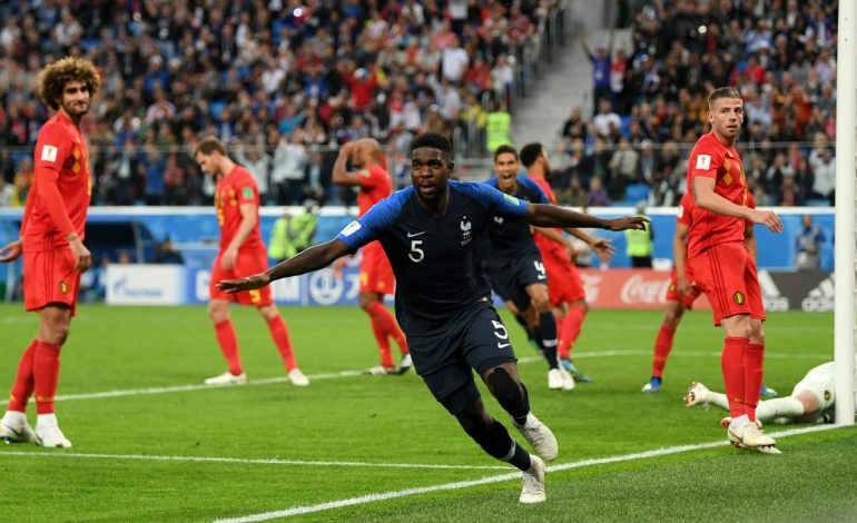 La France qualifiée face à la Belgique 1-0