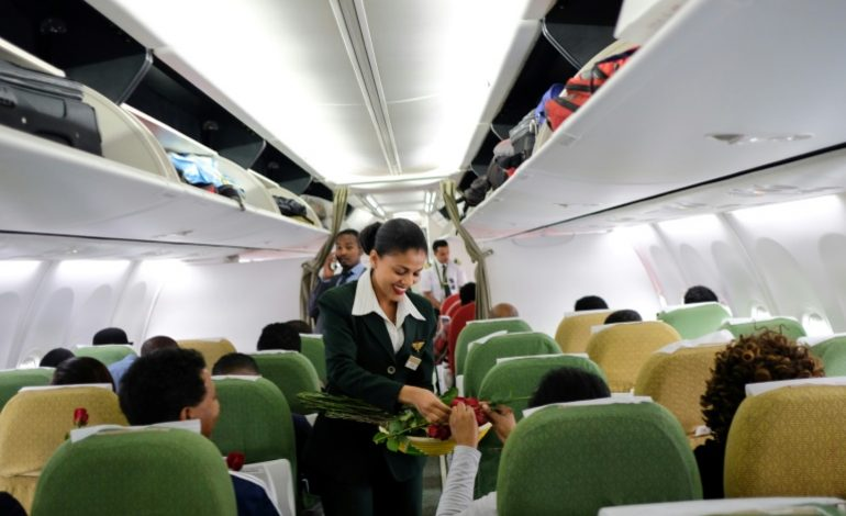 Premier vol commercial en vingt ans entre l'Ethiopie et l'Erythrée