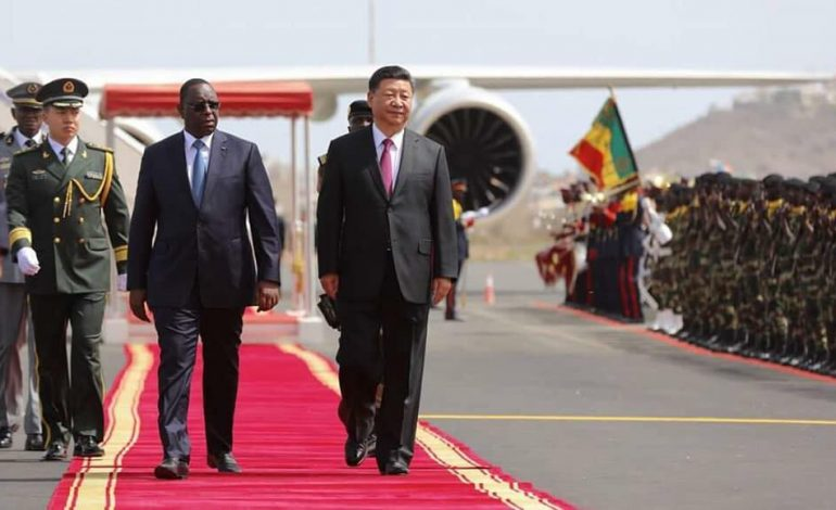 Le président chinois Xi JinPing en visite d'état au Sénégal pour renforcer les échanges avec l'Afrique