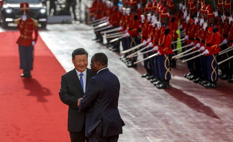 Macky Sall: le Sénégal considère positivement le rôle de la Chine en Afrique