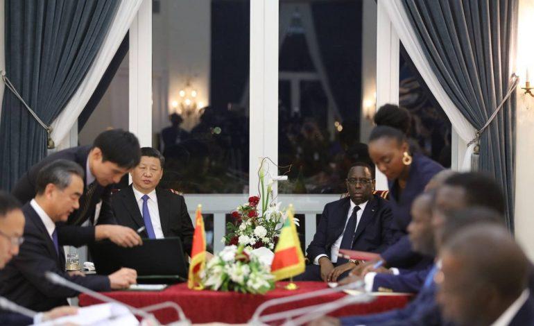 Xi JinPing, le président chinois salue le dynamisme de l'Afrique, un continent promis à un avenir radieux