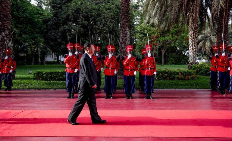 Le président chinois Xi JinPing pour une évolution forte de la coopération entre la Chine et le Sénégal