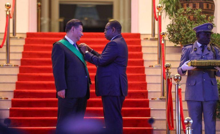Macky Sall: la Chine a investi plus de 1200 milliards au Sénégal