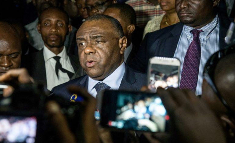 La Cour Constitutionnelle en RD Congo exclue Jean Pierre Bemba de la présidentielle