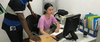 Success stories diaspora: Modou Diop et Door War Services tracent leur route à Ghanghzou