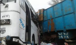 9 morts et 18 blessés dans un accident de la circulation sur la RN2 à Ndialam vers St Louis
