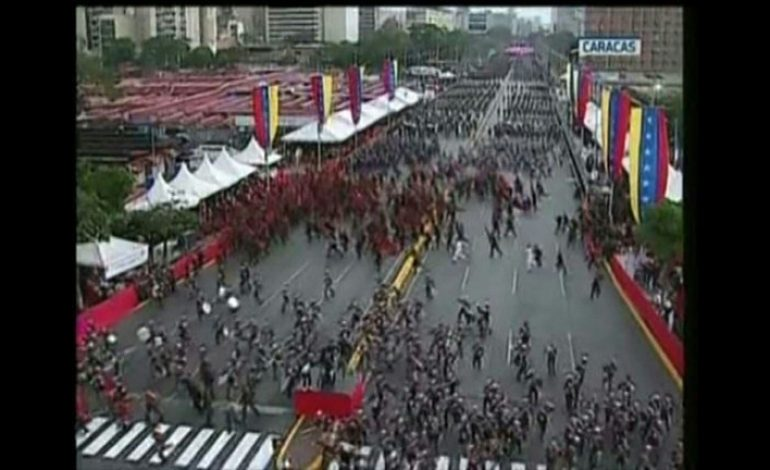 Nicolas Maduro indemne après un «attentat» aux drones