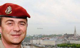 Le général de brigade Bruno Baratz, nouveau commandant des éléments français au Sénégal