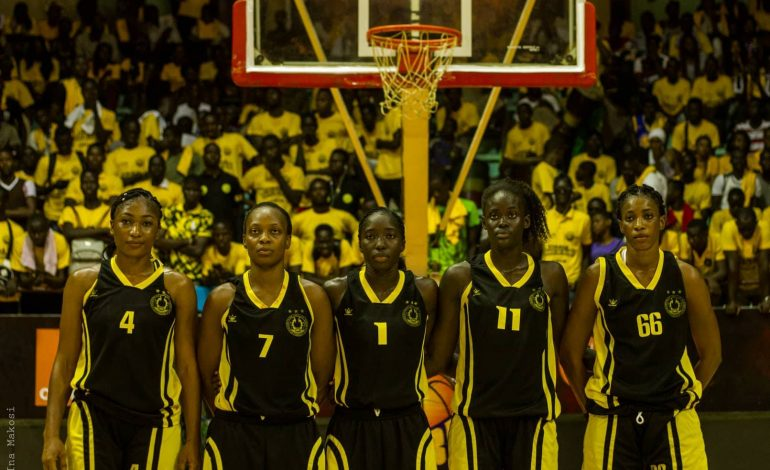 Le DUC remporte la finale de coupe du Sénégal de Dames devant le Saint Louis Basket Club