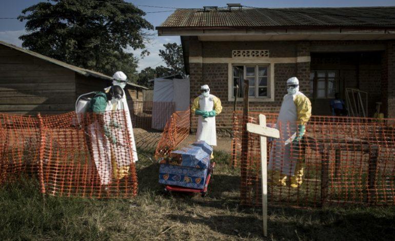 L'épidémie d'Ebola monte à 49 morts et 2.000 personnes suivies en RD Congo