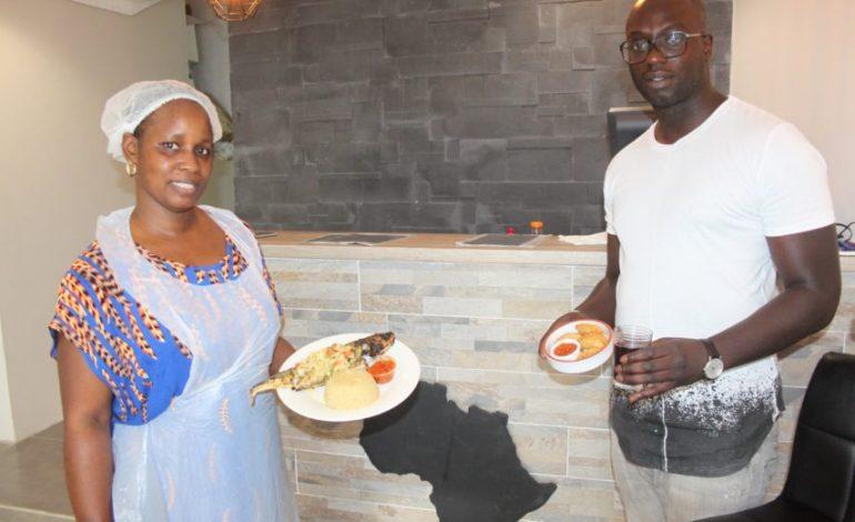 Le restaurant Sénégalais O'Zalmadi est ouvert à Pontoise