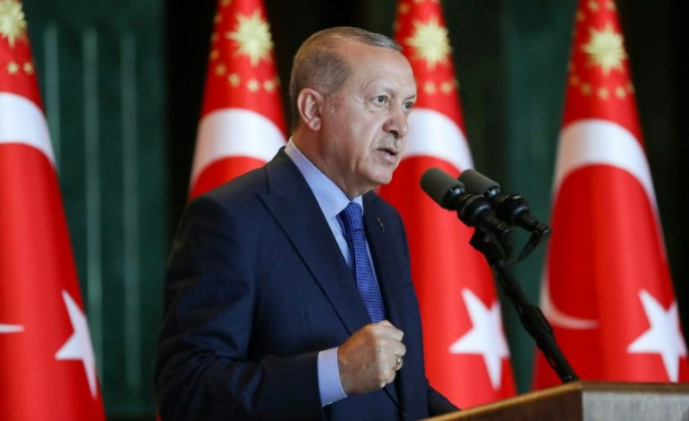 Le candidat de Recep Tayyip Erdogan, Binali Yildirim reconnait sa défaite à Istanbul