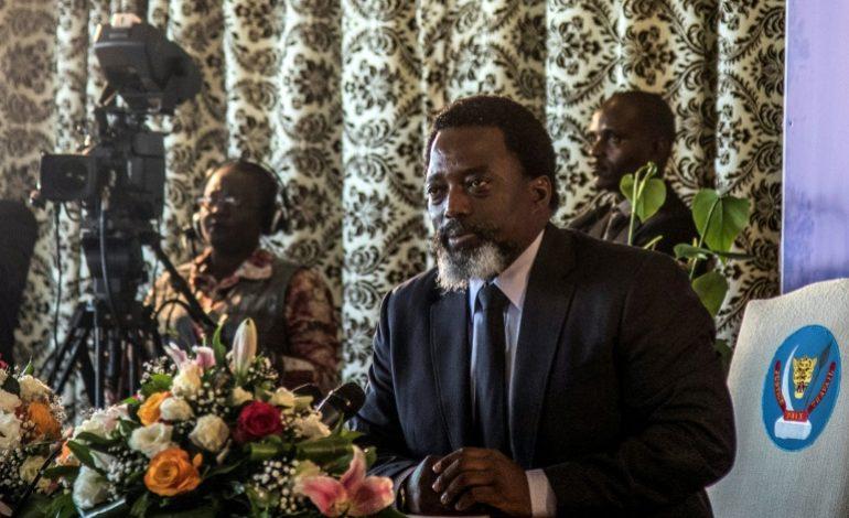 Les adversaires de Joseph Kabila crient victoire après la désignation de son dauphin