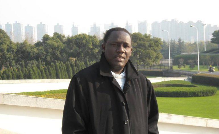 Dr Mamadou Lamine Bâ alerte Angela Merkel sur les dérives de Macky SALL