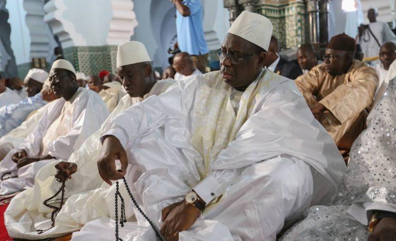 Macky Sall: Personne ne peut ternir la réputation de la démocratie sénégalaise
