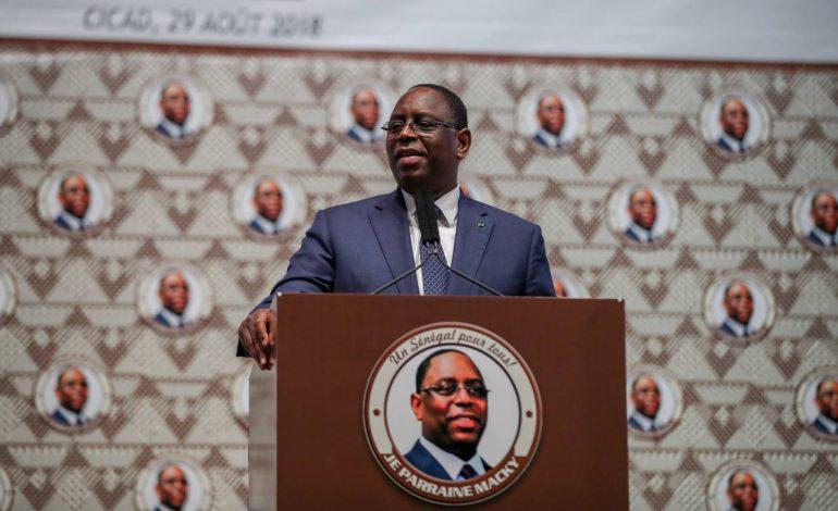 La campagne de parrainage pour l'élection présidentielle de 2019 au Sénégal est lancée
