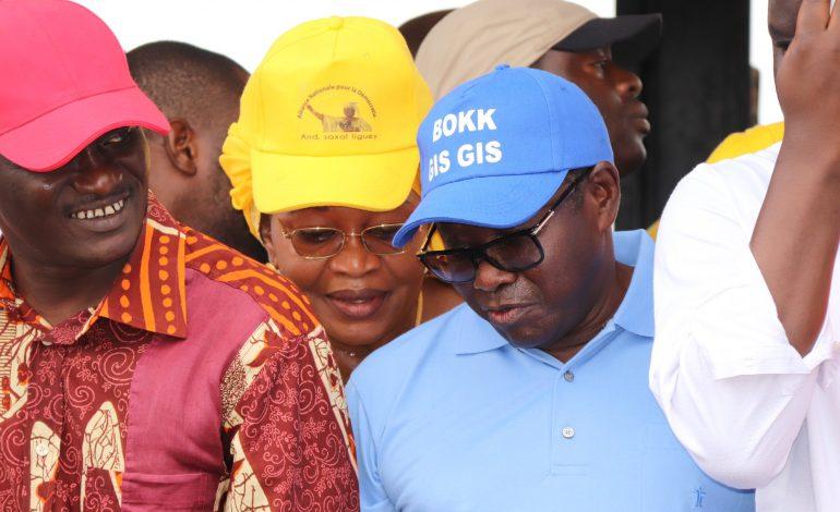 L'opposition sénégalaise a défilé à Pikine et Guédiawaye