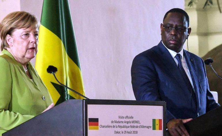 L'Allemagne a « besoin de confiance » en Afrique selon Angela Merkel